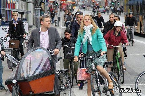 Které město u nás je nejpřátelštější k cyklistům? Rozhodne o tom soutěž.