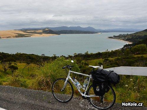 Na kole po Novém Zélandu – Severní ostrov