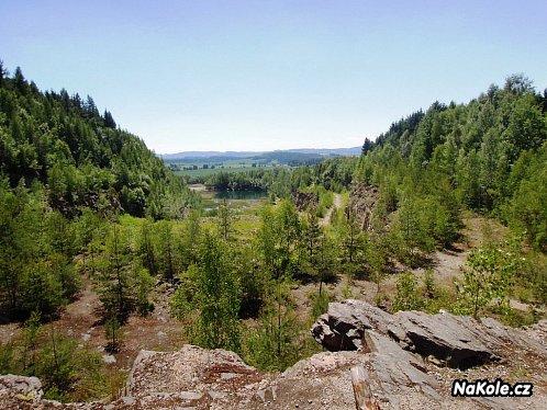 Tipy na MTB trasy – Česká Sibiř