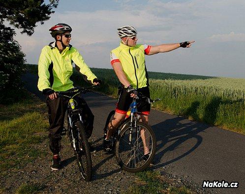 4eb870d29b5 Cyklistický komplet Calhoun a bunda Nokomis