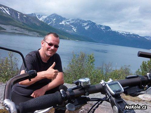 Laponsko na kole: Přes norské fjordy až na konec světa