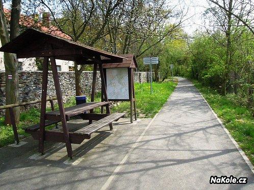 Cyklostezky mezi jihem Prahy a Středočeským krajem