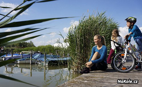 Neziderské jezero – stepní zázrak uprostřed Evropy