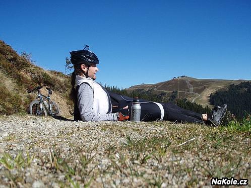 Jak si užít cyklovýlet v horách