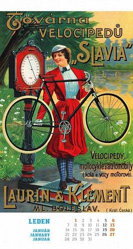 f84e0d5f2 Cyklistický kalendář – Žena a kolo 2019 - Cykloknihy, cestopisy ...