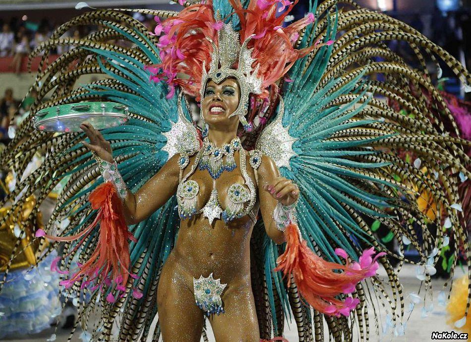Brazilské karnevalové orgie