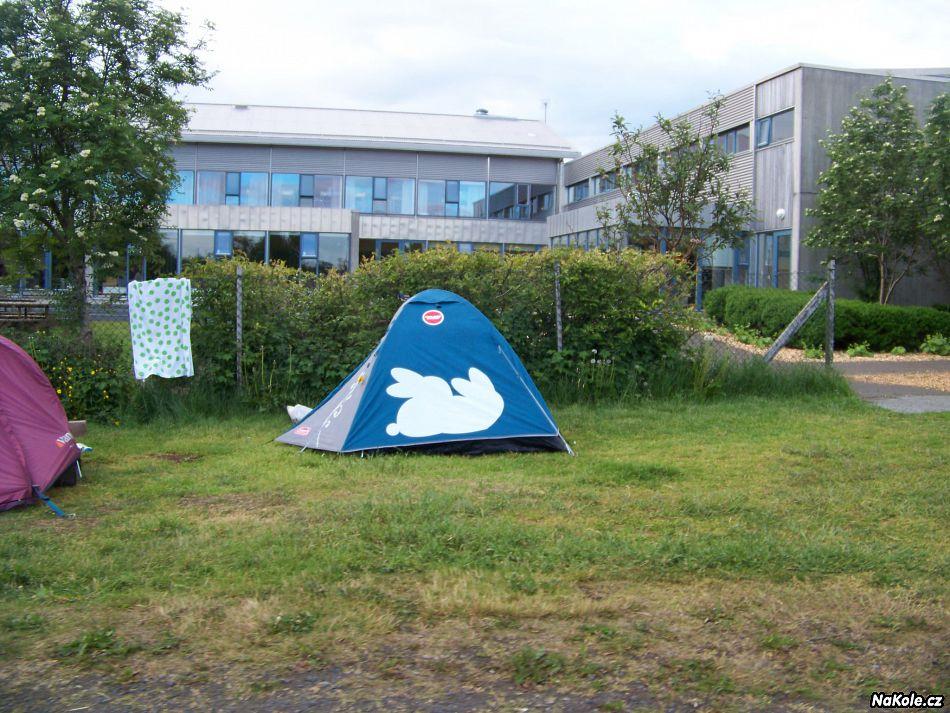 Camping zavěste do Evropy
