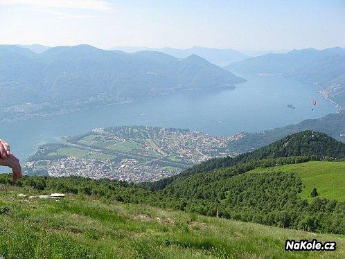 Jezera jižního Švýcarska